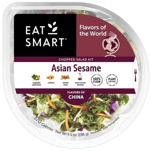 Eat Smart Asian Sesame Salad Bowl - 5.5oz - image 1 of 4