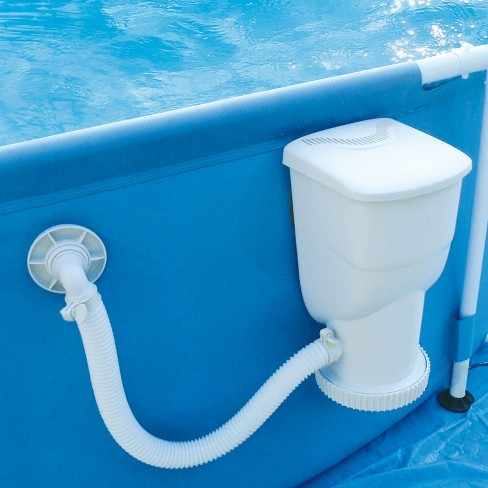 Summer Waves 600 Gallons Skimmerplus Filter Pump System For Above