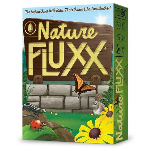 Nature Fluxx Board Game - image 1 of 3