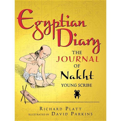 Egyptian Diary - (Junior Library Guild Selection) by  Richard Platt (Paperback) - image 1 of 1