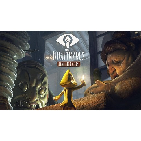 Little Nightmares: Complete Edition - Nintendo Switch (Digital) - image 1 of 4
