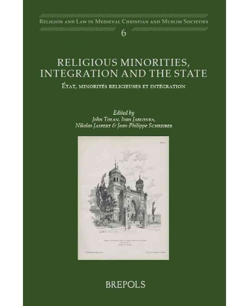 Religious Minorities, Integration and the State / Etat, Minorites Religieuses Et Integration (Bilingual) - image 1 of 1