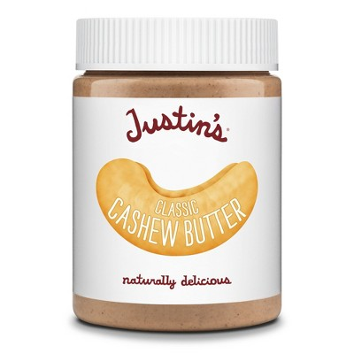 Peanut & Nut Butters: Justin's Cashew Butter