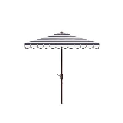 7.5' Square Vienna Crank Umbrella - Safavieh