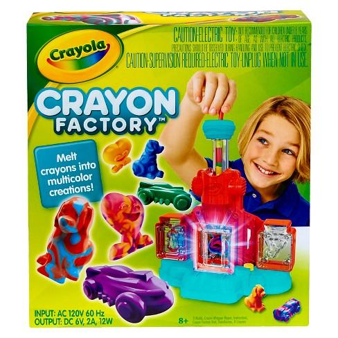 crayola crayon factory target