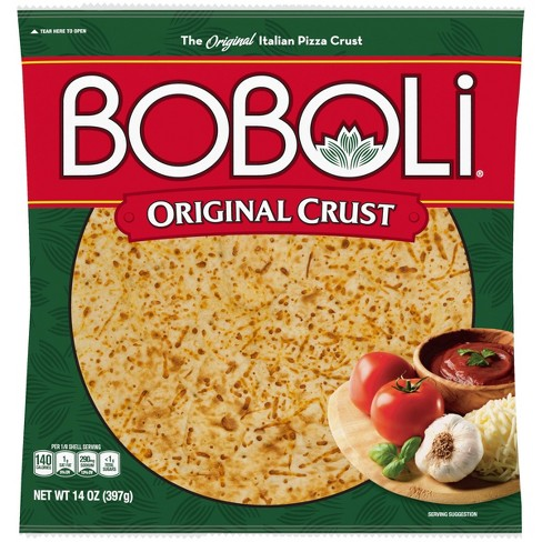 Boboli Original Italian Pizza Crust - 14oz - image 1 of 4