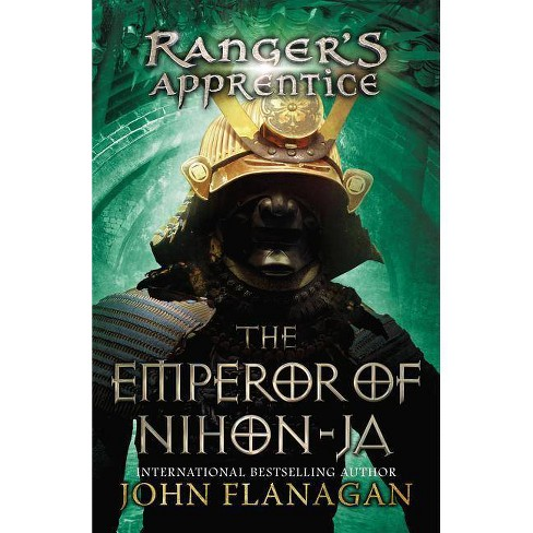 The Emperor of Nihon-Ja - (Ranger's Apprentice) by  John Flanagan (Paperback) - image 1 of 1