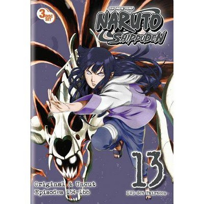 Naruto Shippuden: Box Set 13 (DVD)(2013)