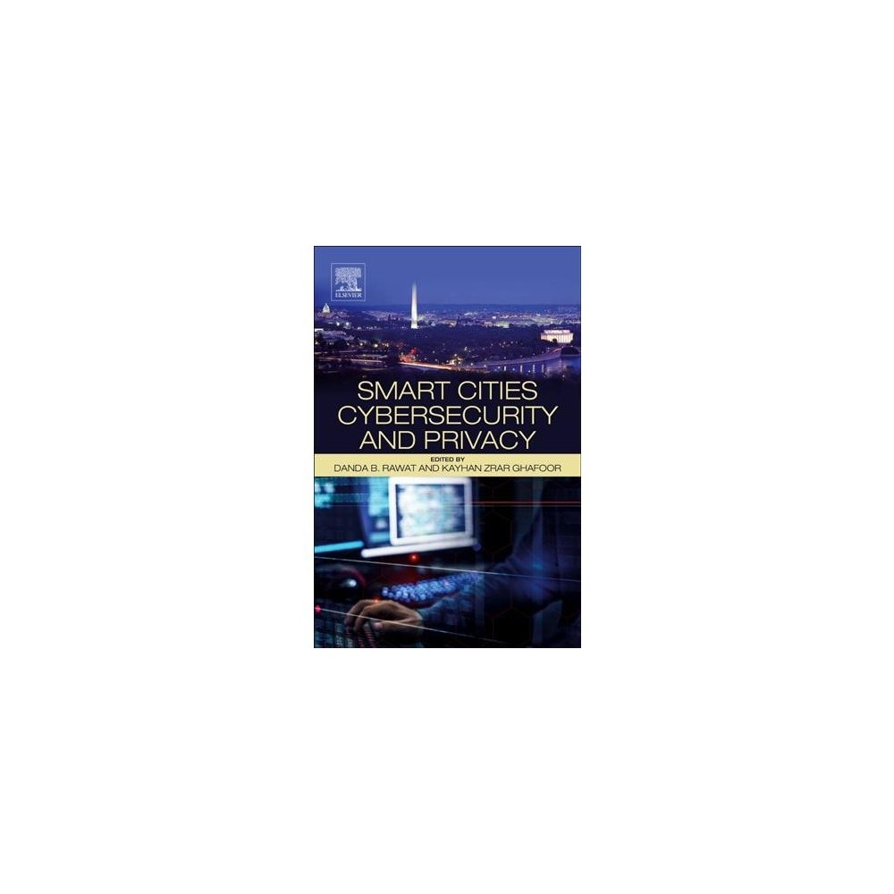 Smart Cities Cybersecurity and Privacy - (Paperback)