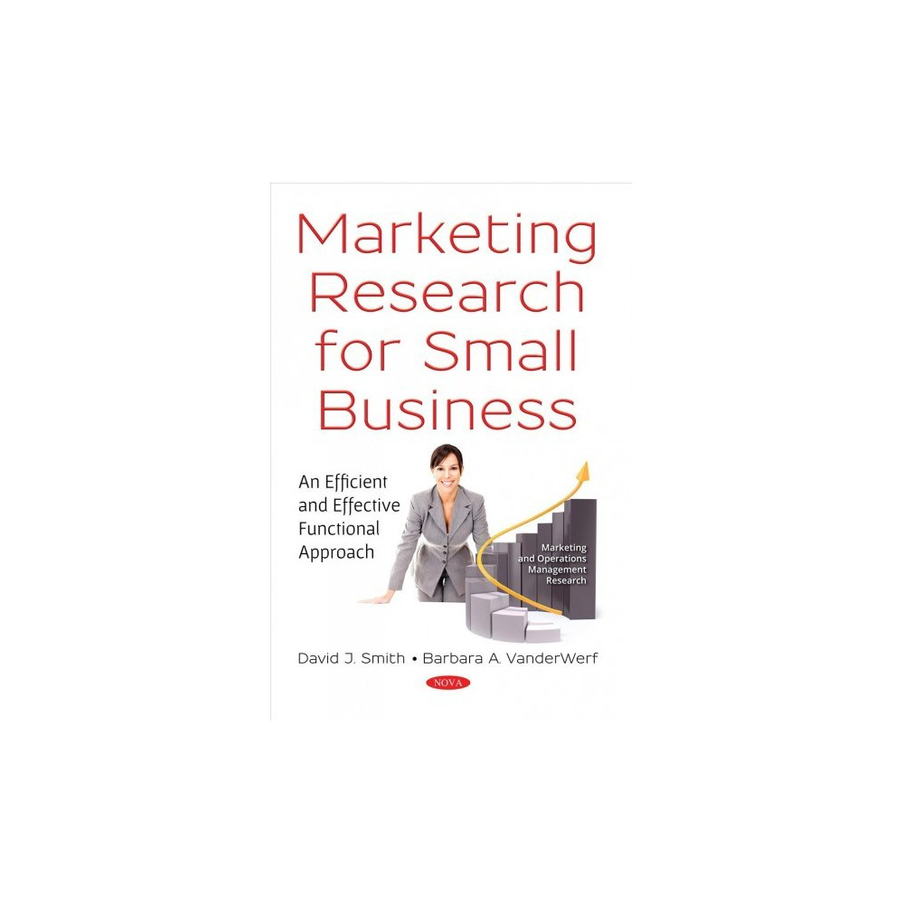 Marketing Research for Small Business : An Efficient and Effective Functional Approach - (Paperback)
