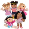 """Cabbage Patch Kids 14"""" Gymnast Doll - Brown Hair Blue Eyes - image 3 of 3"""