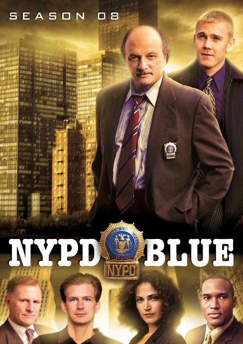 Nypd blue:Season 8 (DVD) - image 1 of 1