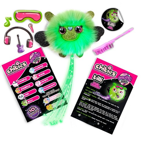 Wow! Stuff Chibies Interactive Flash to the Beat Music Pet - image 1 of 4