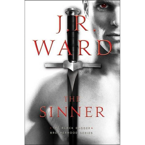 The Sinner - (Black Dagger Brotherhood) by  J R Ward (Hardcover) - image 1 of 1