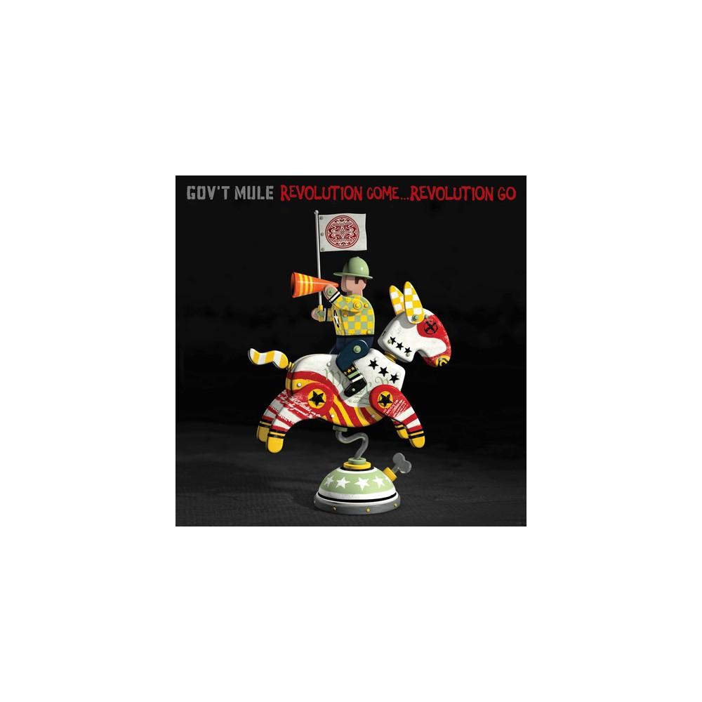 Gov't Mule - Revolution Come Revolution Go (CD)