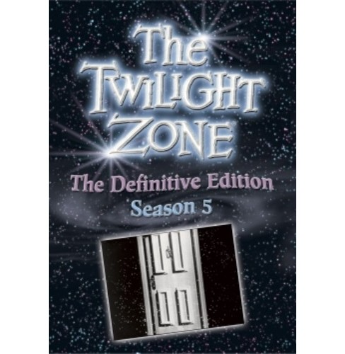 Twilight Zone:Complete Fifth Season (DVD) - image 1 of 1