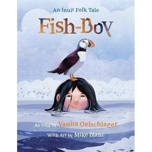 Fish-Boy - (Hardcover) - image 1 of 1