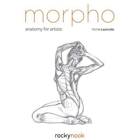Morpho - (Morpho: Anatomy for Artists) by  Michel Lauricella (Paperback) - image 1 of 1