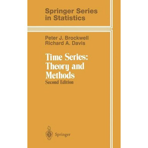 Time Series: Theory and Methods - (Springer Series in Statistics) 2 Edition (Hardcover) - image 1 of 1