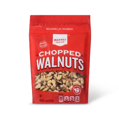 Nuts & Seeds: Market Pantry Walnuts