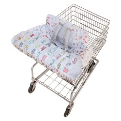Go by Goldbug Shopping Cart Cover Novelty ABC
