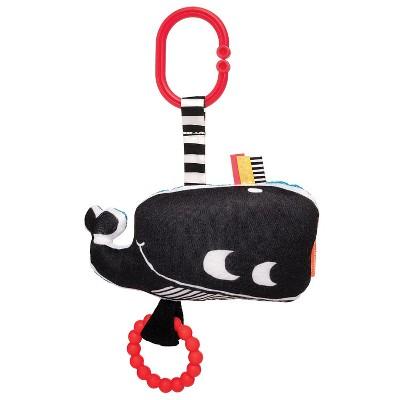 Manhattan Toy Wimmer Ferguson Whale Baby Travel Toy