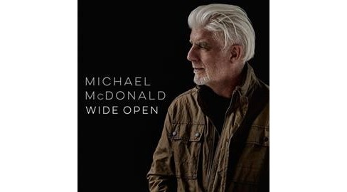 Michael Mcdonald - Wide Open (CD) - image 1 of 1