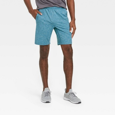Men's Soft Stretch Shorts - All in Motion™ Teal