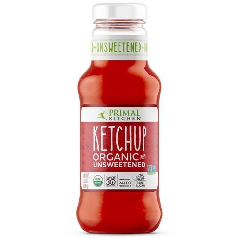 Primal Kitchen Unsweetened Organic Ketchup - 12oz - image 1 of 4