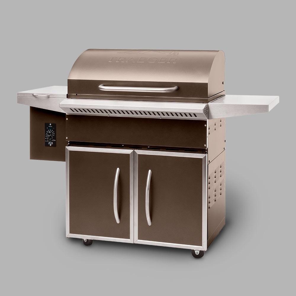 Traeger Pro Series Pellet Grill TFS81PZC – Bronze 53926162