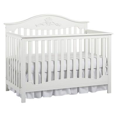 Fisher-Price Mia 4-in-1 Convertible Crib - Snow White