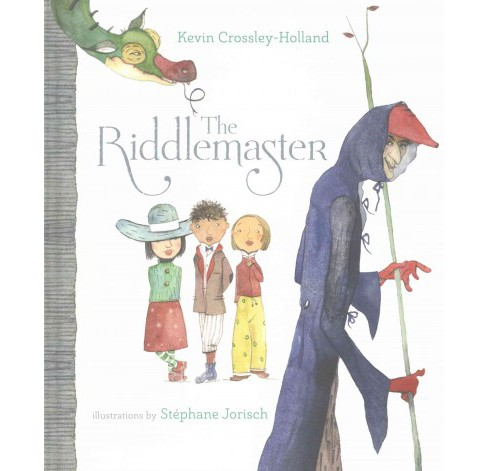 Riddlemaster (School And Library) (Kevin Crossley-Holland) - image 1 of 1