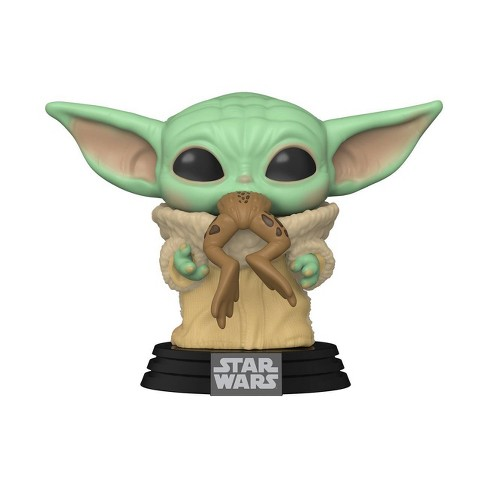 Funko POP! Star Wars: The Mandalorian - The Child with Frog - image 1 of 2