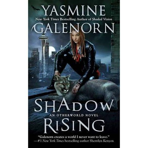 Shadow Rising - (Otherworld) by  Yasmine Galenorn (Paperback) - image 1 of 1