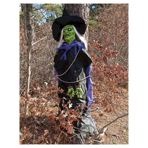 Halloween Tree Hugger Witch - image 1 of 1