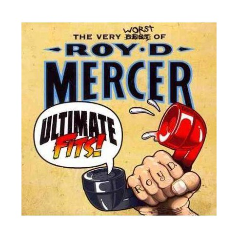 Roy D. Mercer - Ultimate Fits (CD) - image 1 of 1