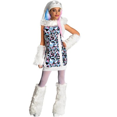 Monster High Monster High Abbey Bominable Child Costume