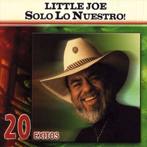 Little joe - Solo lo nuestro:20 exitos (CD) - image 1 of 1