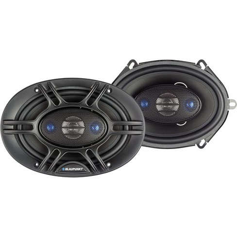 Blaupunkt 5 x 7-Inch 360W 4-Way Coaxial Car Audio Speaker, Set of 2 - image 1 of 1