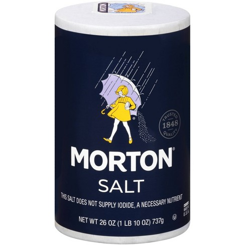 Morton Salt - 26oz - image 1 of 4