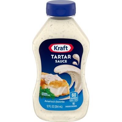 Kraft Original Tartar Sauce Squeeze Bottle - 12oz