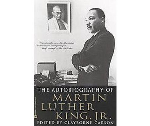 Autobiography of Martin Luther King, Jr (Reprint) (Paperback) - image 1 of 1