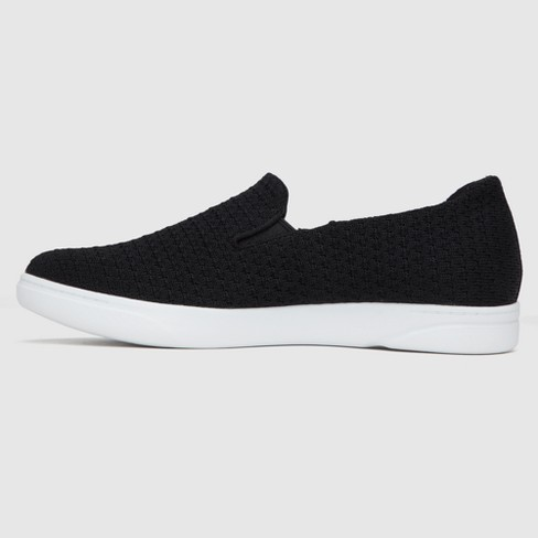 e9111c5569 Women's S SPORT BY SKECHERS Rufina Slip On Knit Athletic Shoes - Black 7 :  Target