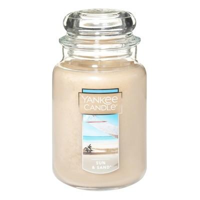 Yankee Candle® - Sun & Sand Large Jar Candle 22oz
