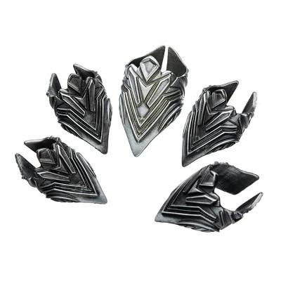 SalesOne International, LLC Marvel Black Panther Metal Claw Tips - 5-Pack