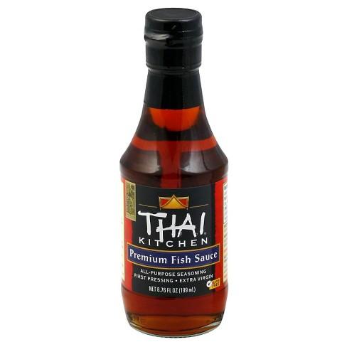 Enjoyable Thai Kitchen Premium Fish Sauce 7 Fl Oz Home Remodeling Inspirations Cosmcuboardxyz