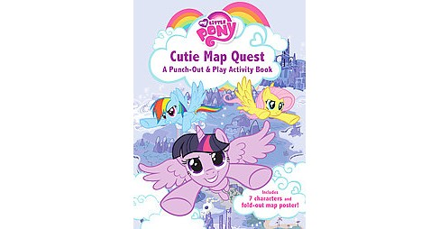 Cutie Map Quest (Paperback) (Lucy Rosen) - image 1 of 1