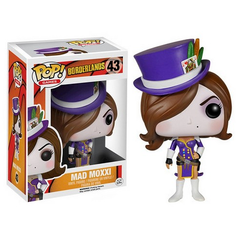 POP! Games - Borderlands - Mad Moxxi - image 1 of 1