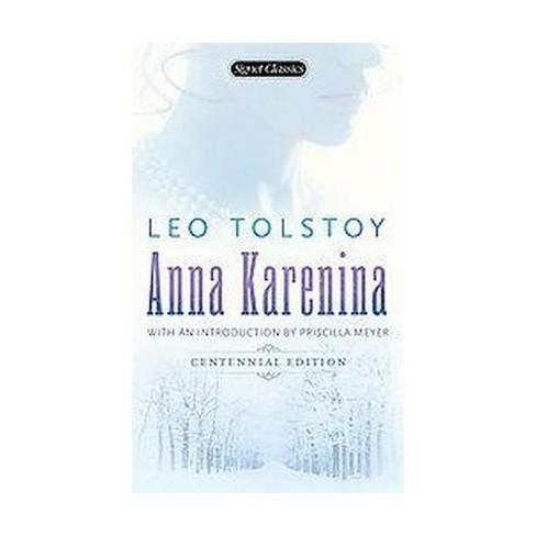 Anna Karenina Centennial Edition Reprint Target