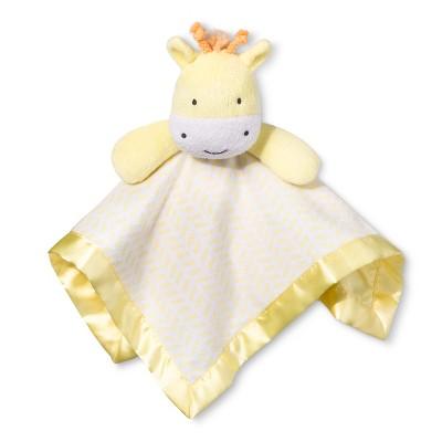 Small Security Blanket Giraffe - Cloud Island™ Yellow